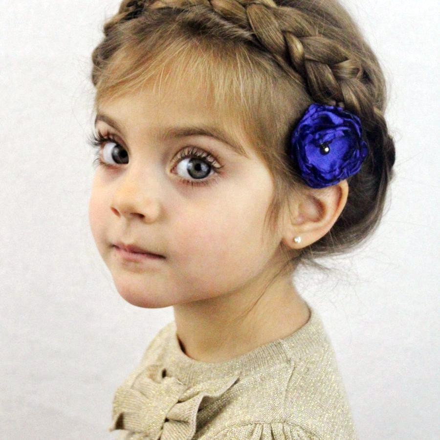 Прически для девчонки фото