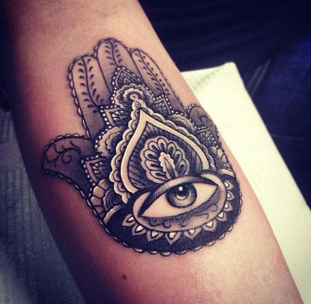 Значение тату глаз - Татуировки и их значение