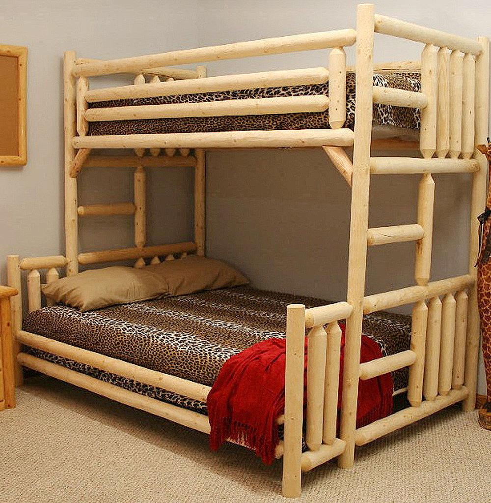 Оригинальные детские кровати своими руками 15