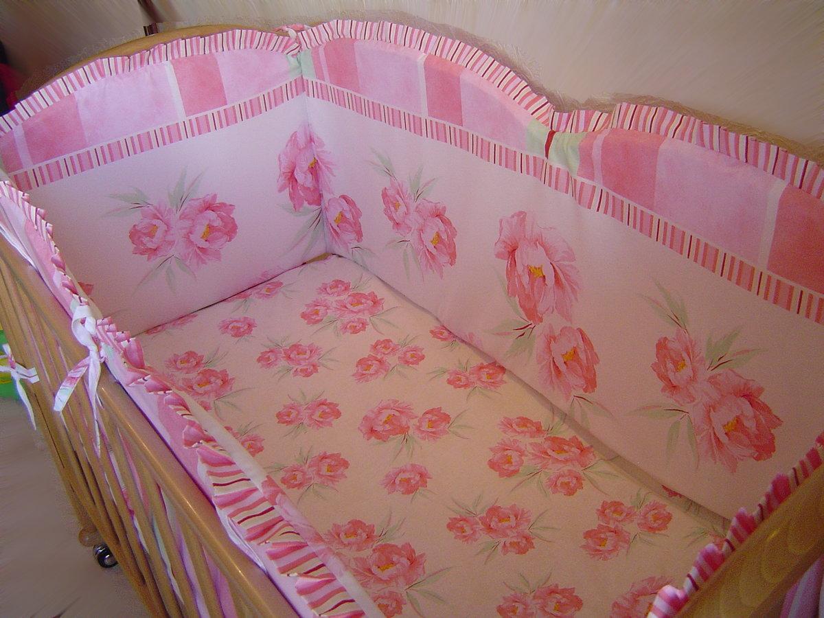 Шьем бортик-бампер в кроватку 66