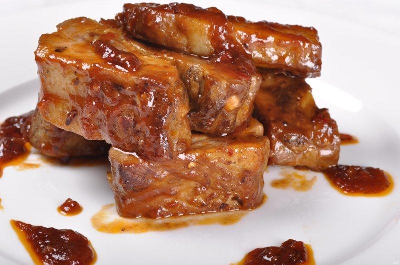 Рёбрышки свиные с соевым соусом рецепты