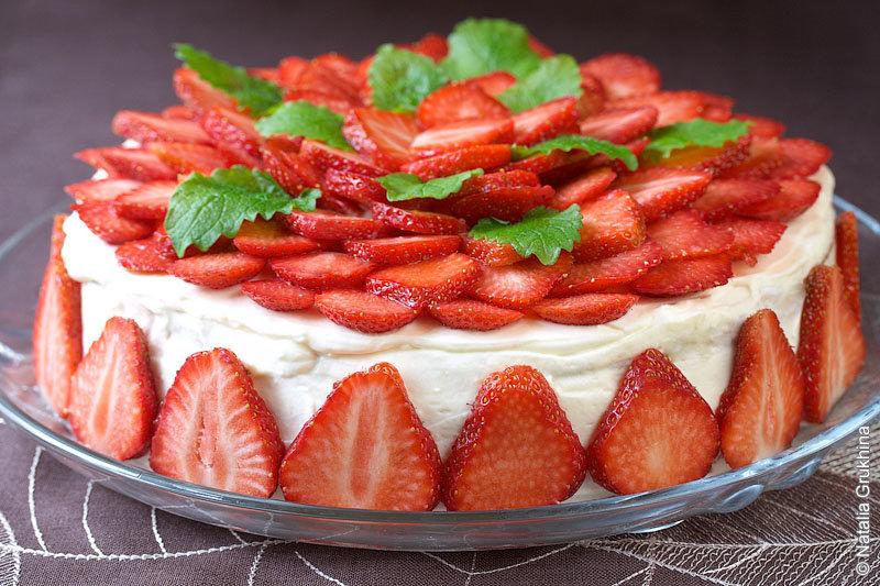 Рецепты самые вкусные торты