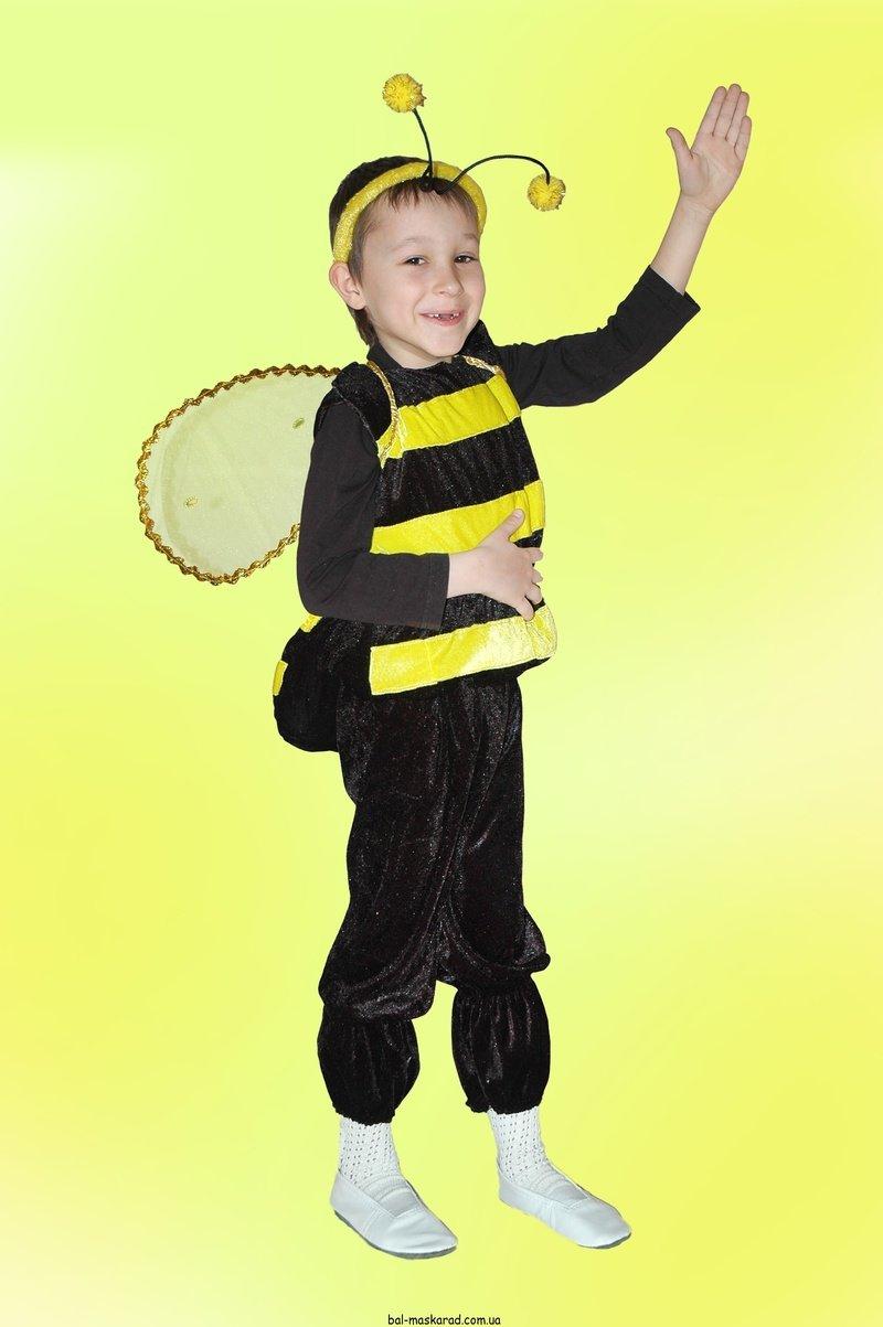 Как сделать костюм для пчелки 748