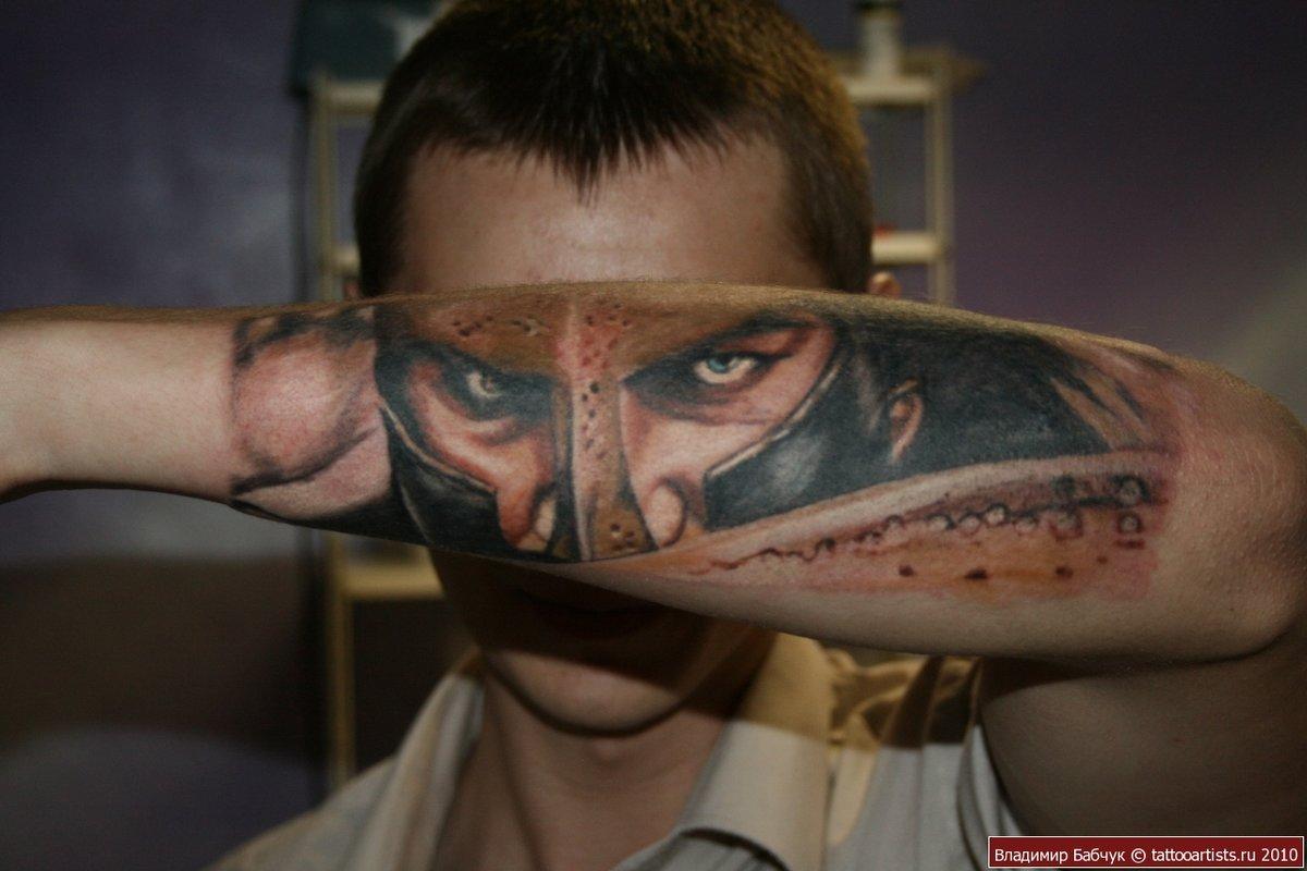 3d татуировки фото мужские на руке