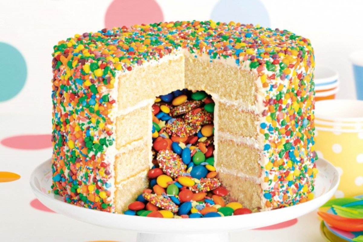 Оригинальный торт своими руками
