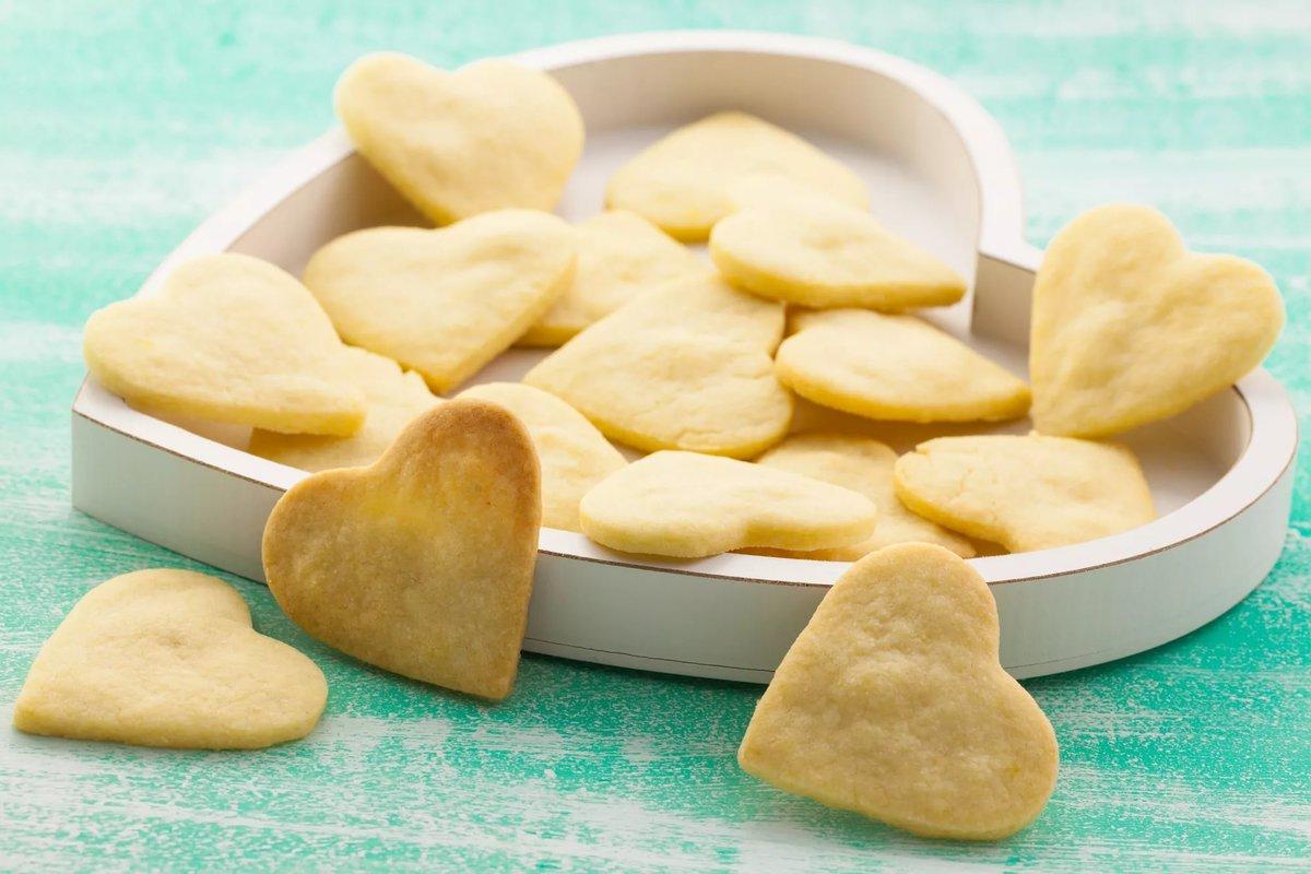 Песочное печенье - рецепты 79