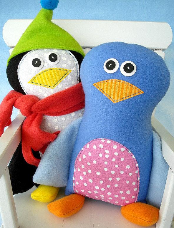 Детские игрушки своими руками мягкие