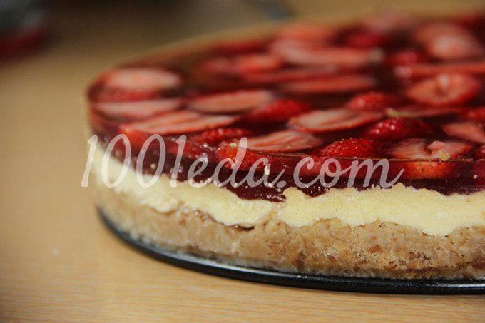 Торт фруктовая нежность рецепт с пошагово в домашних условиях