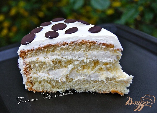 Торт елизавета рецепт с фото