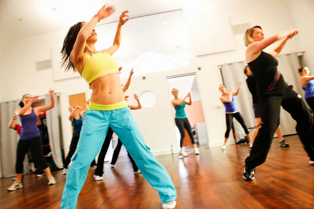 Зумба-фитнес для похудения уроки с видео онлайн