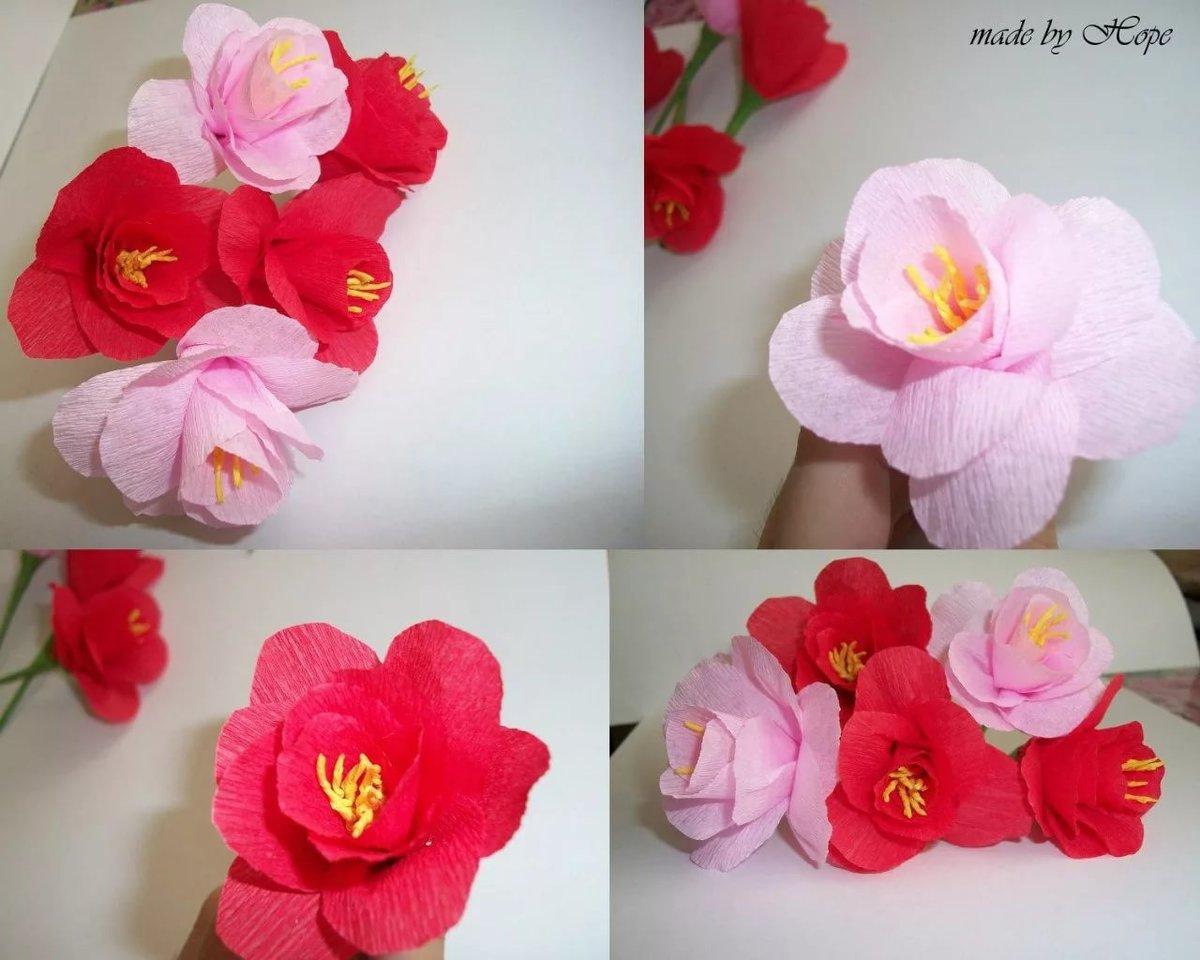 Как сделать розу из гофрированной бумаги своими руками? 74
