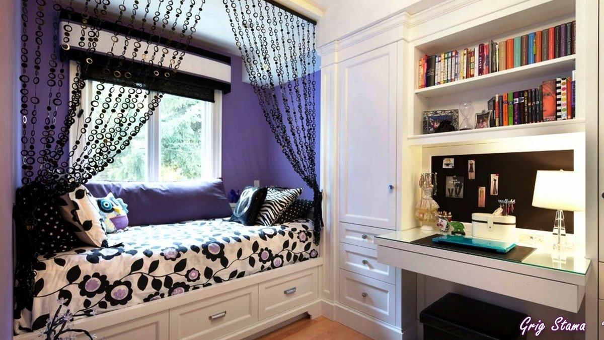 Дизайн комнат для подростков смотреть