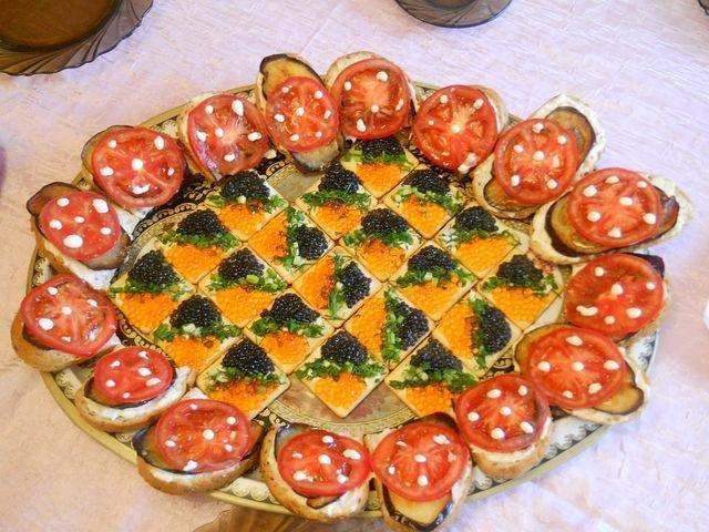 Фото рецепты закуска из крекеров