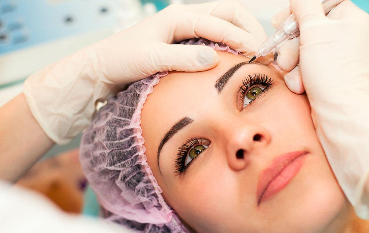 Перманентный макияж обучение школа