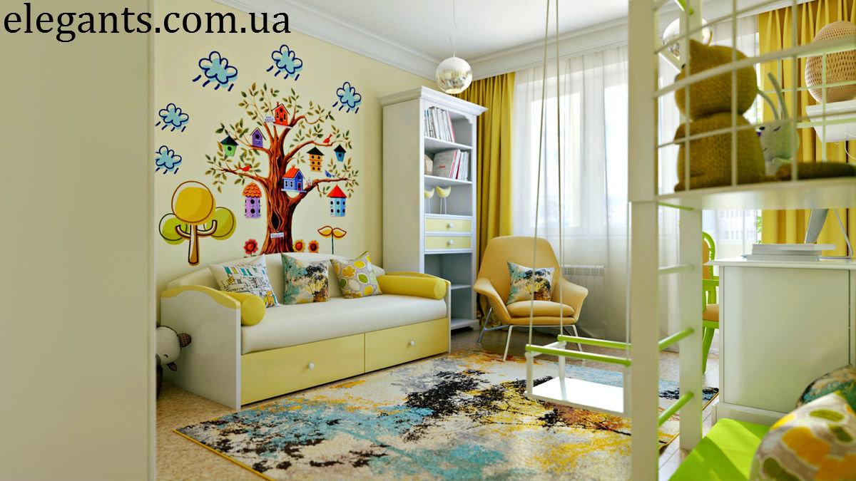 Дизайн комнаты для мальчика подростка в современном стиле