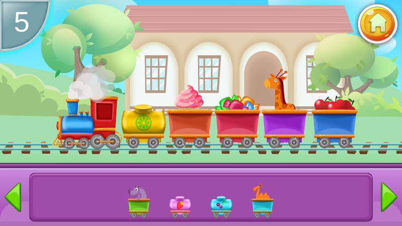 развивающие игры для детей на андроид быть произведено