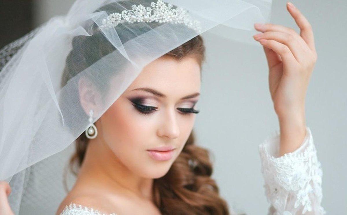 Макияж на свадьбу невесте своими руками