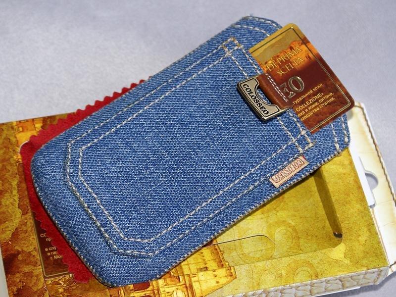 Чехол для мобильного телефона своими руками из джинса 14