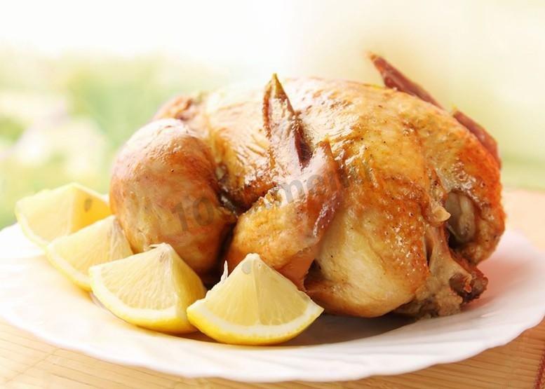 Как сделать чтобы курица была хрустящей 891