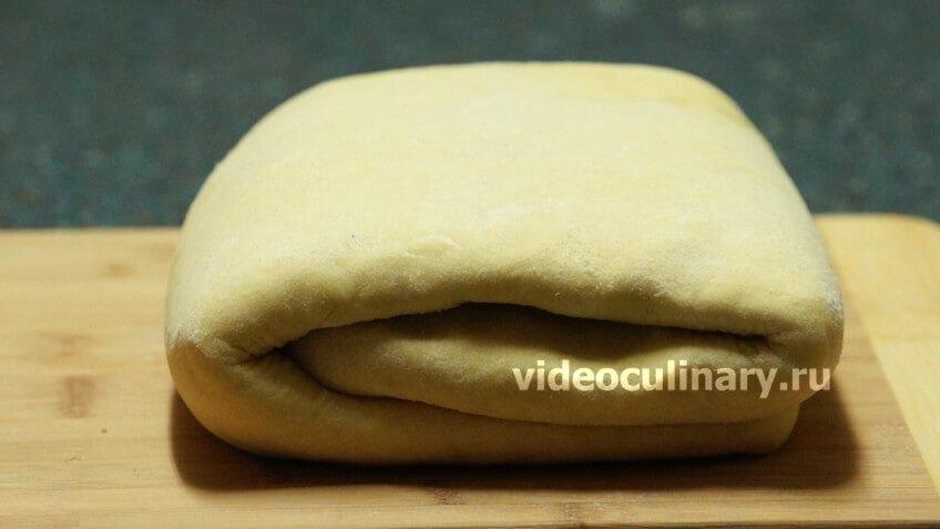 Слоеное тесто для круассанов рецепт