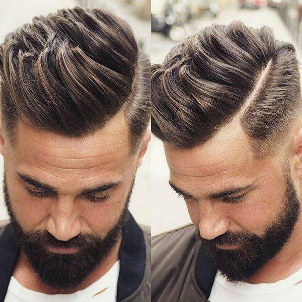 Креативные стрижки волос 2017-2018