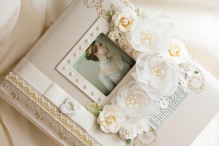 Свадебный украсить фотоальбом своими руками 98
