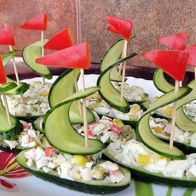 Рецепты детских блюд для праздничного стола