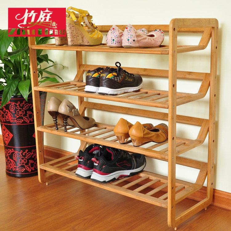 Деревянная этажерка для обуви своими руками 72