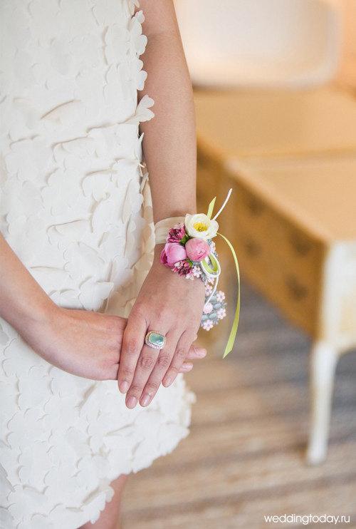 Браслеты свадебные своими руками 68