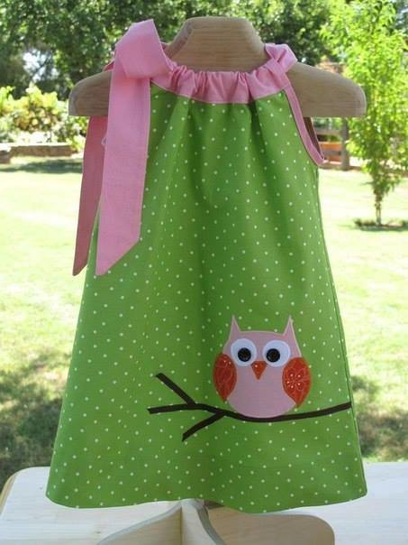 Летний сарафан для девочки сшить своими руками 4