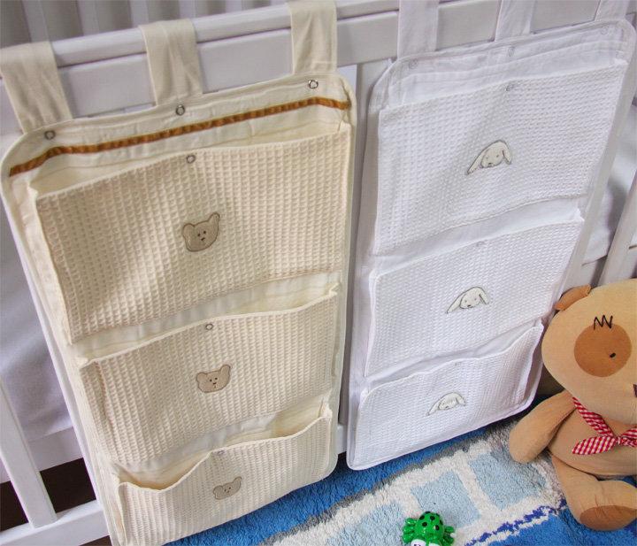 Карман в кроватку для новорожденных
