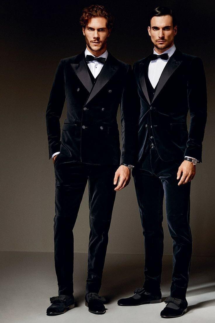 Tuxedo fashion trends 2018 61