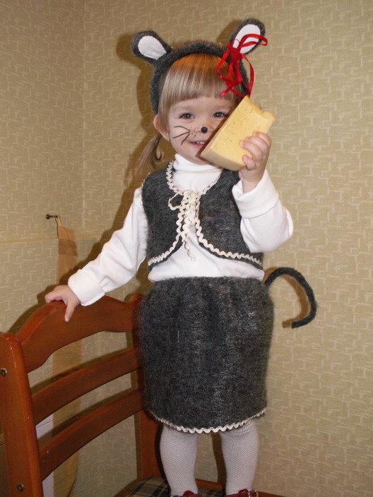 Костюм мышонка для мальчика своими руками фото 35