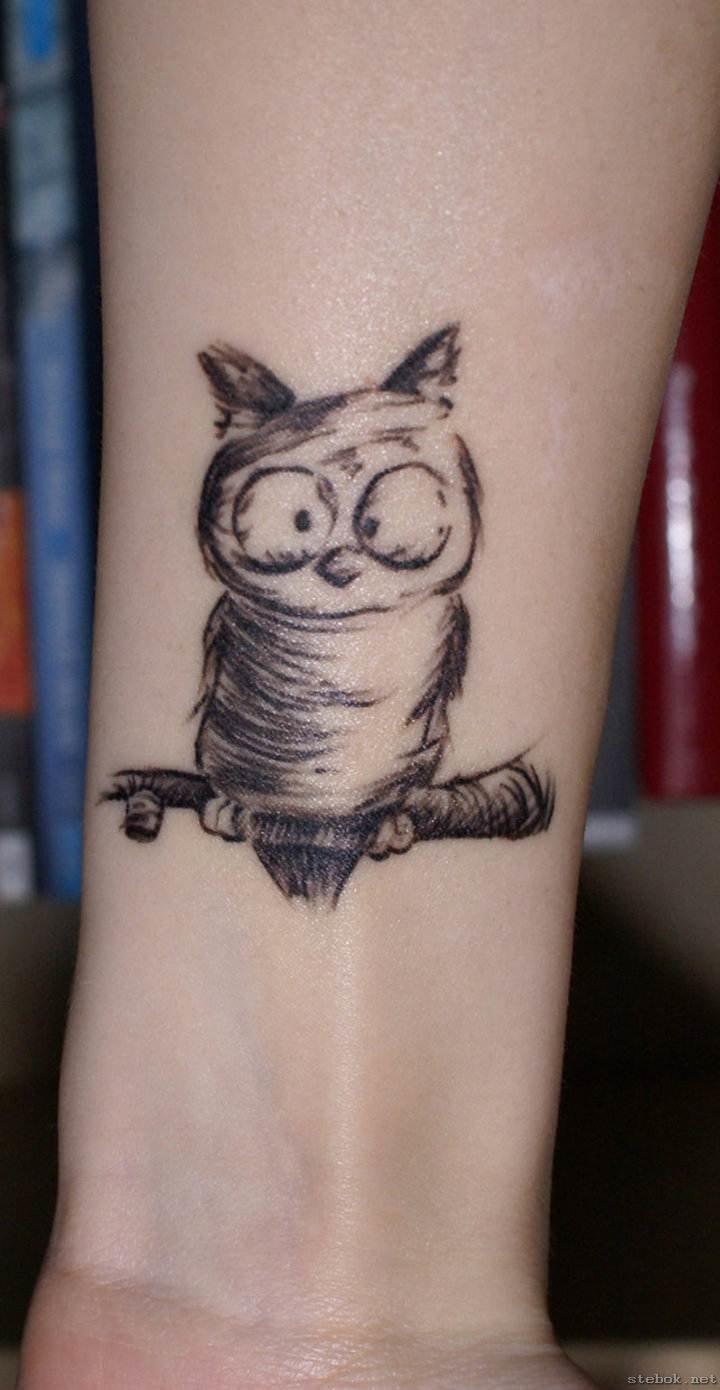 Крутые татуировки для девушек на руке фото