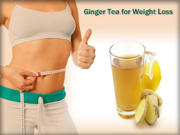 Как похудеть в животе от имбиря