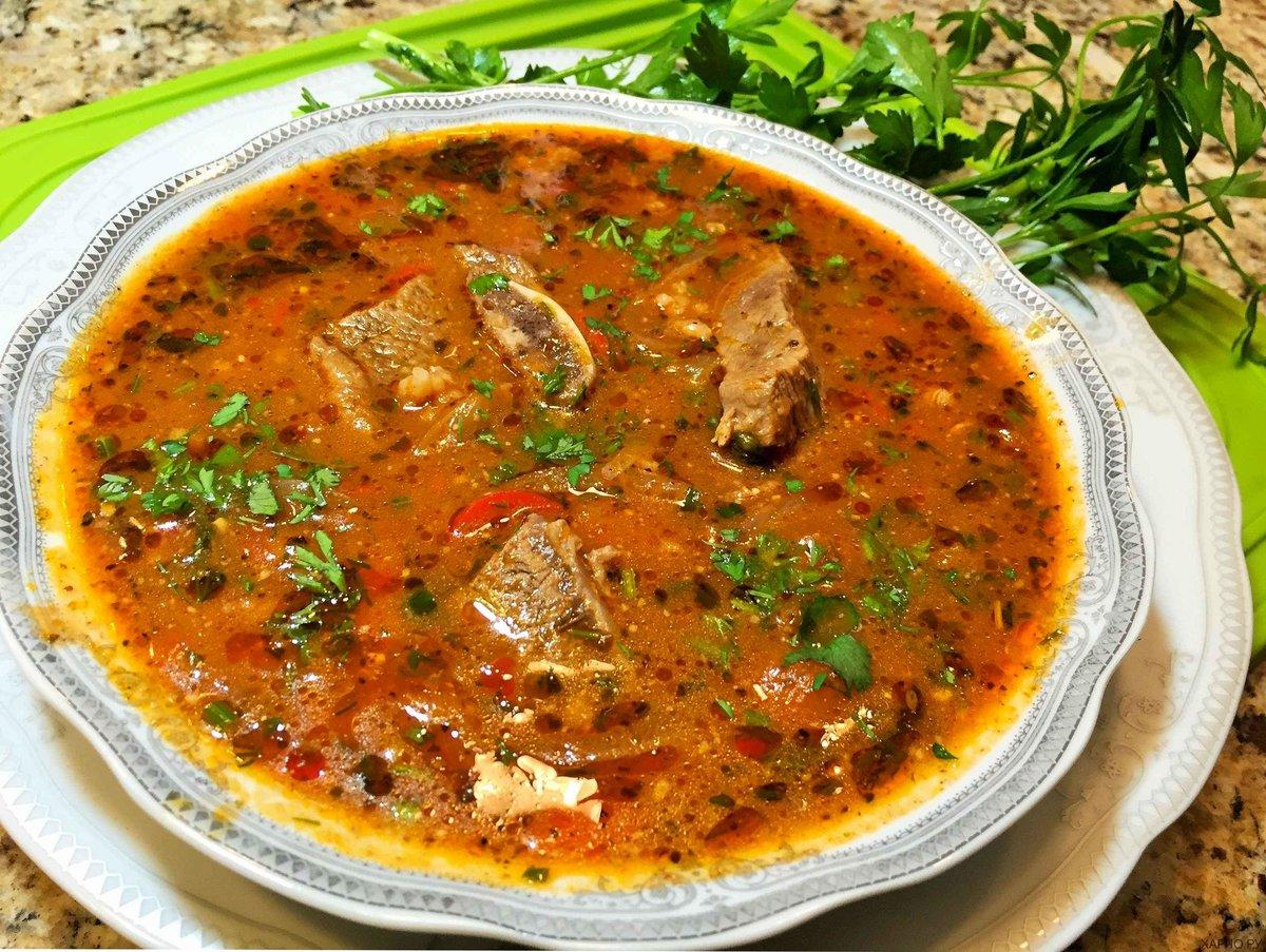 Суп харчо из перловки рецепт приготовления в домашних условиях 797