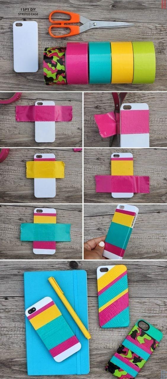 Как сделать чехол на телефон из бумаги