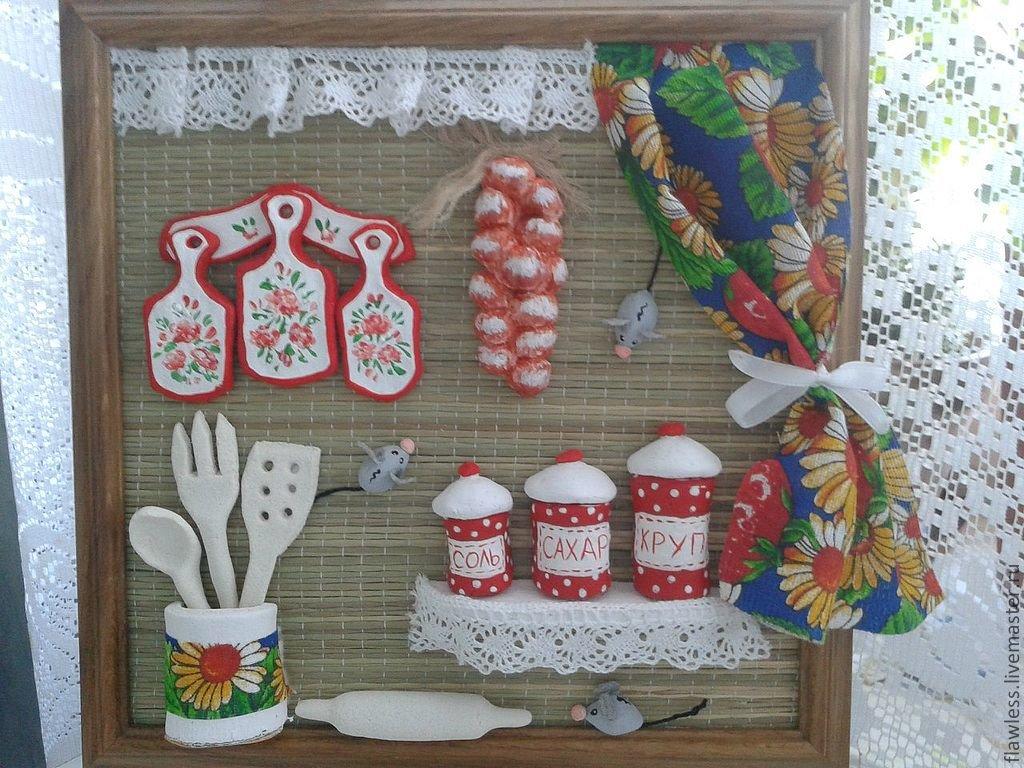 Декоративные панно своими руками 4