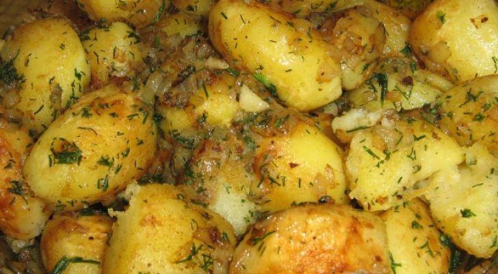 Рецепты из картофеля жареного
