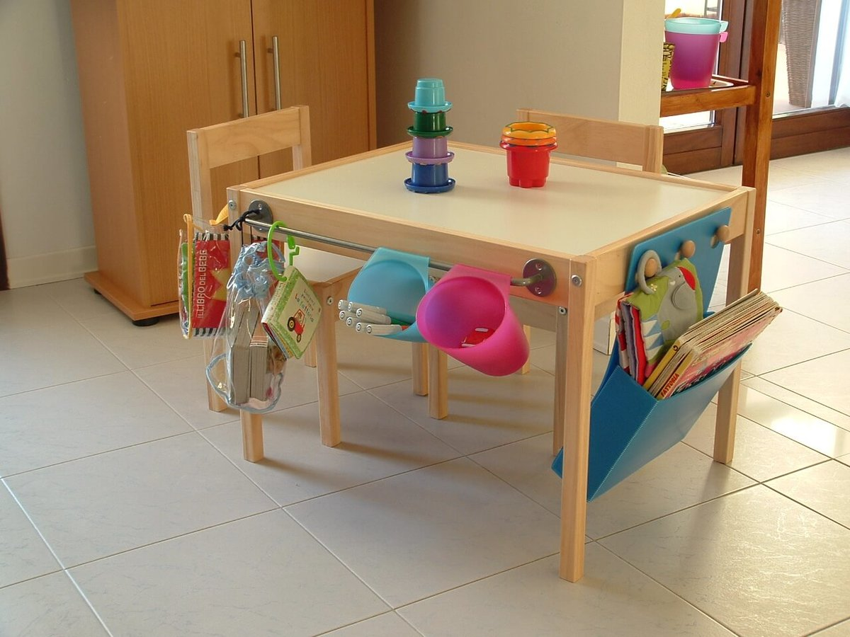 Детская игрушечная мебель своими руками