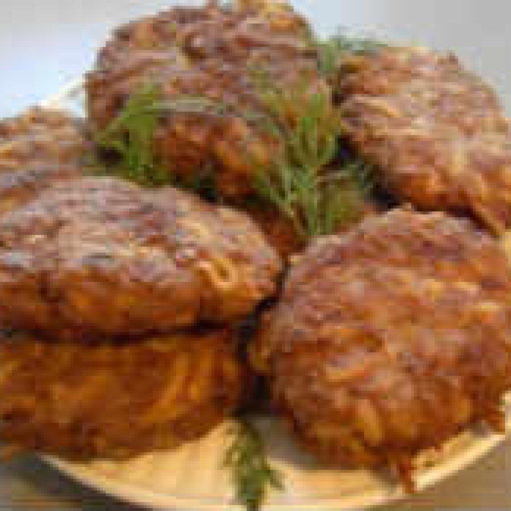 Котлеты из печени говяжьей с картошкой рецепт пошагово