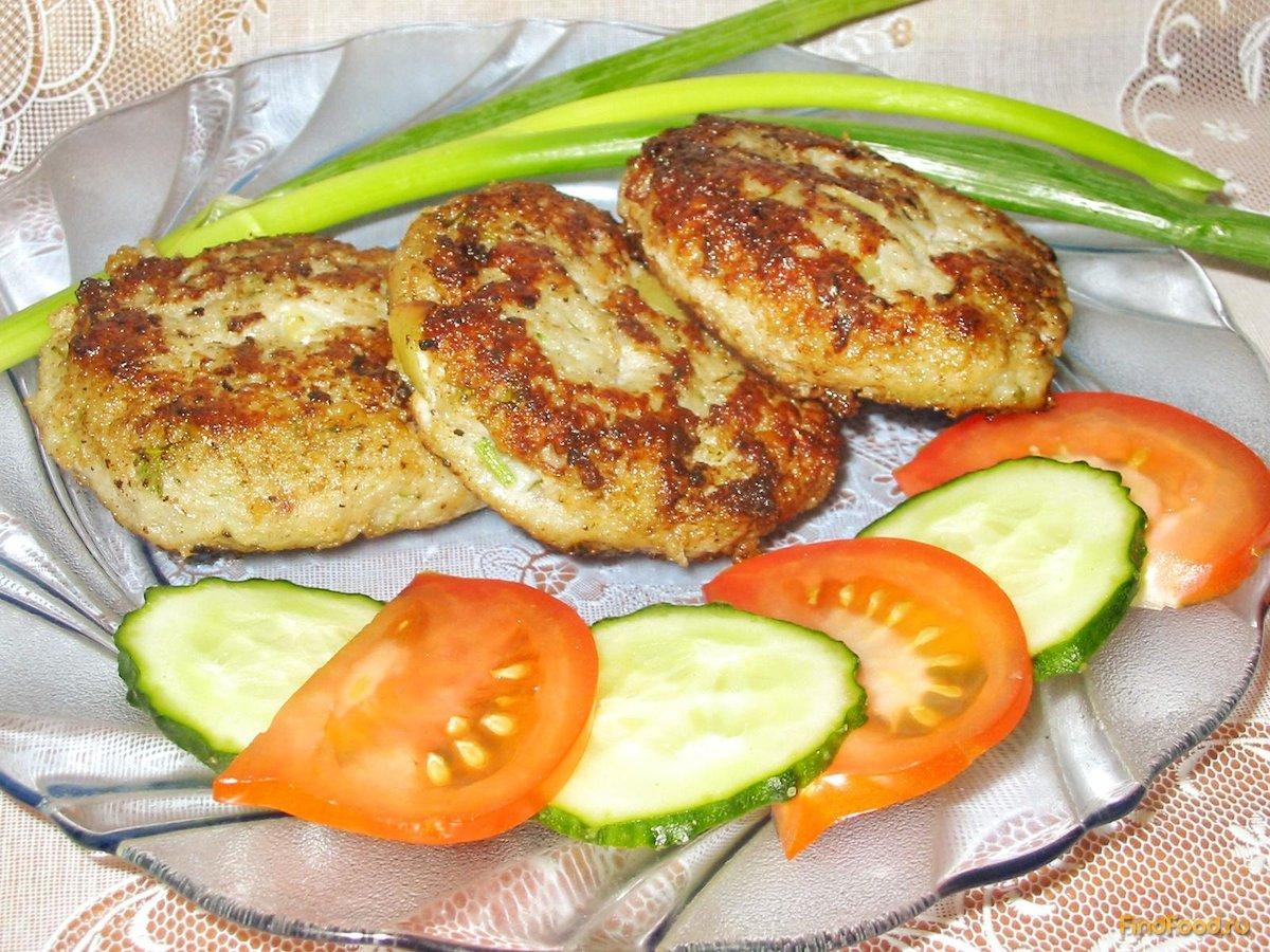 Рецепт вкусных рыбных котлет пошагово