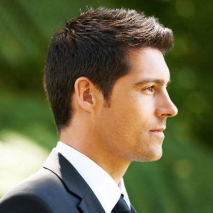 Фото мужских стрижек на свадьбу