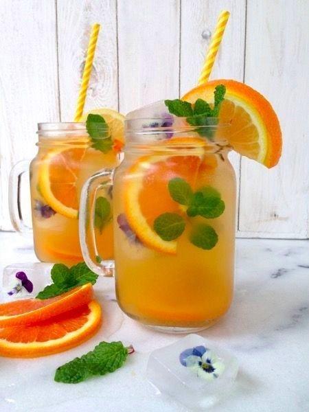Как сделать в домашних условиях лимонад из воды и лимона
