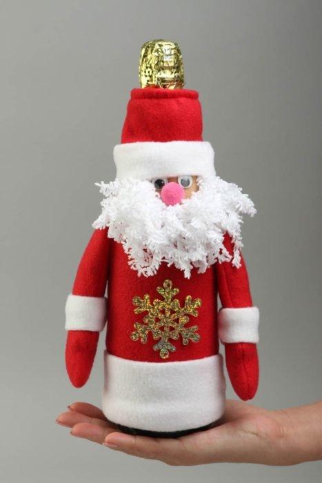 Деда Мороза своими руками сделать возможно. - карточка от пользователя miss.kislitsckaia в Яндекс.Коллекциях