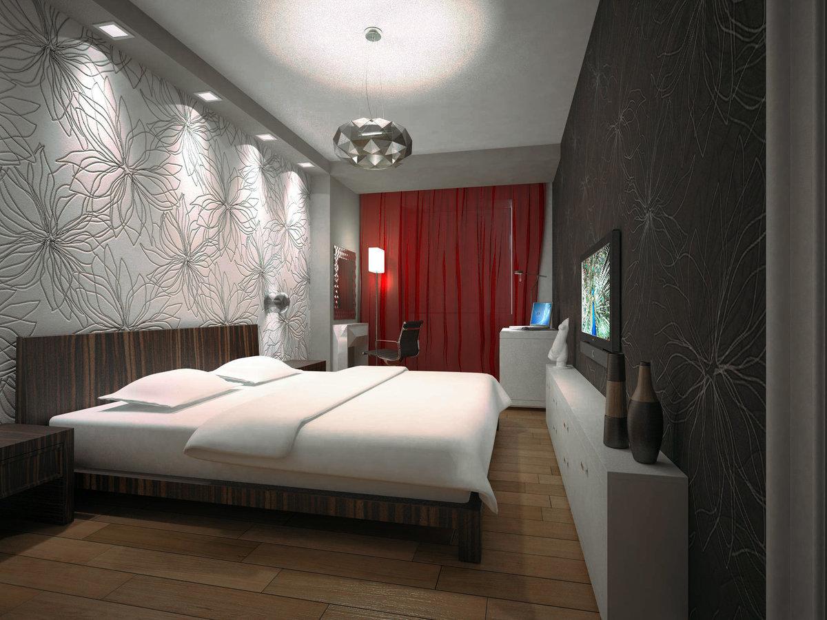 Идеи ремонта для спальни в квартире фото