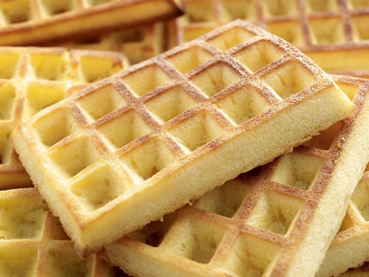 Печенье в электровафельнице рецепт с фото