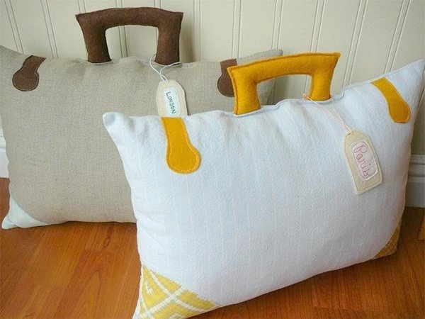 Интересные подушки сшить 80