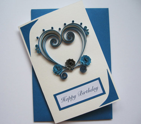 Варианты открыток на день рождения 40