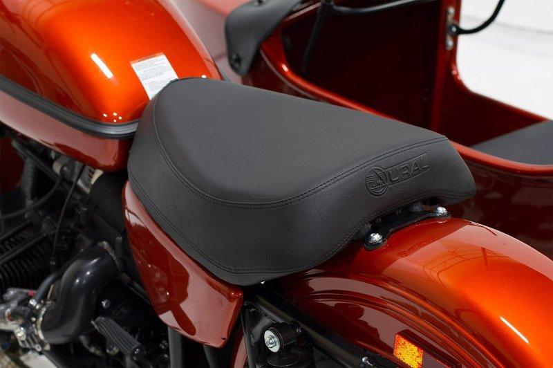 Сиденье для мотоцикла урал